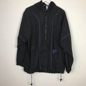 Vintage 90's Nike Windbreaker Jacket Size Medium